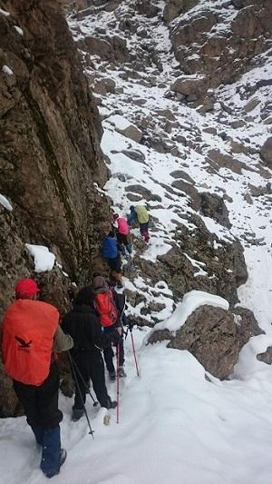 گروه کوهنوردی پرسون - کولکچال