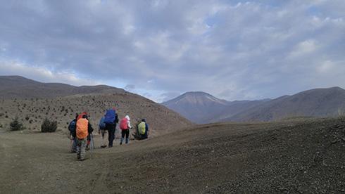 گروه کوهنوردی پرسون