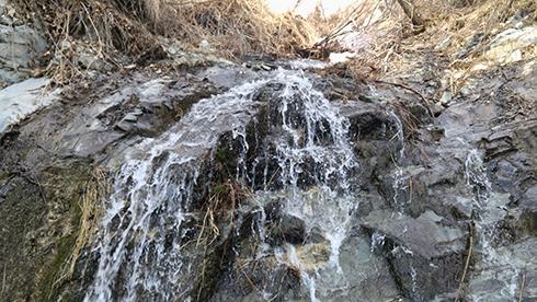 زیبایی های دره حصارک