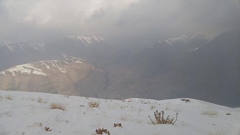 گروه کوهنوردی پرسون - قله بند عیش