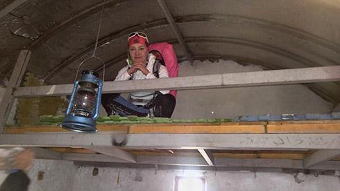 پناهگاه قله دارآباد - خانم دکتر گچلو عزیز
