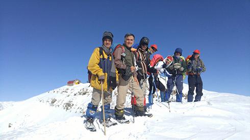 گروه کوهنوردی پرسون - دارآباد