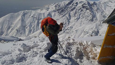 قله دارآباد - آقای رضایی عزیز