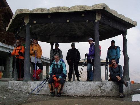گروه کوهنوردی پرسون -  ایستگاه 5